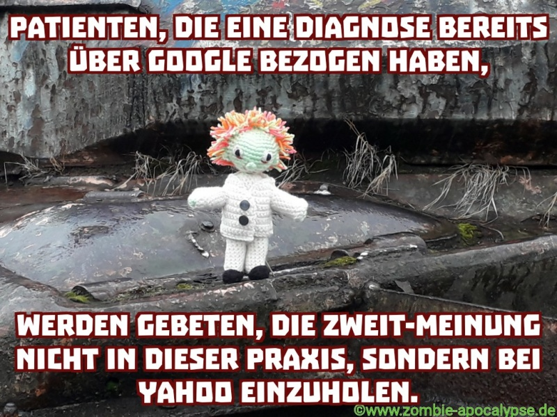 Diagnose-Google