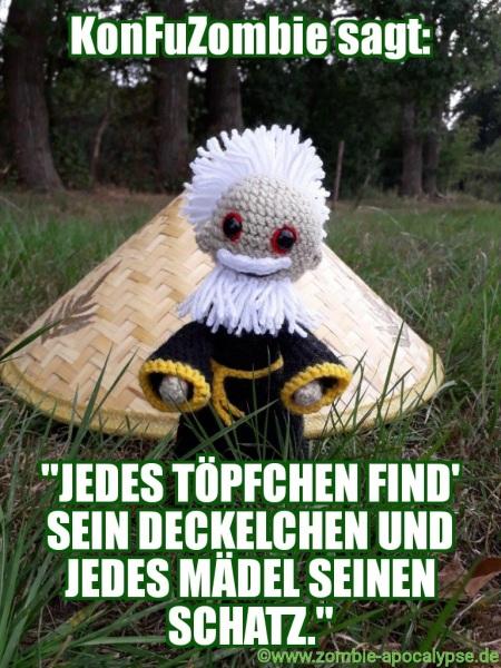 Topf-sucht-Deckel
