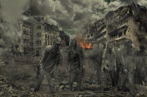 KEINE Zombie Apocalypse