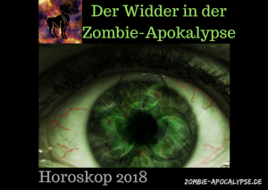 Der Widder in der Zombie-Apokalypse