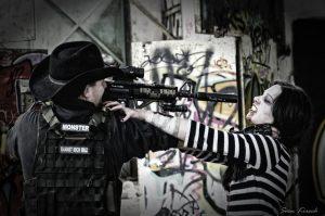 Phase 4 der Zombie-Apokalypse – Einlenkung