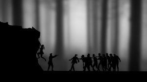 Zombie Verteidigung
